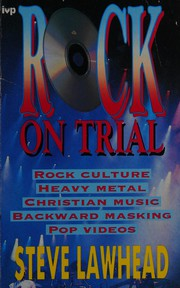 Rock on trial : Pop music and role in our lives /